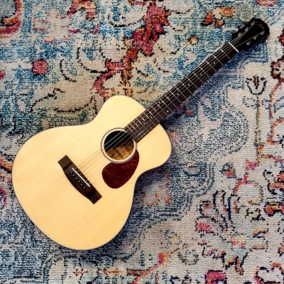 Aria 151 Lil' Aria Compact Acoustic Guitar Natural for sale