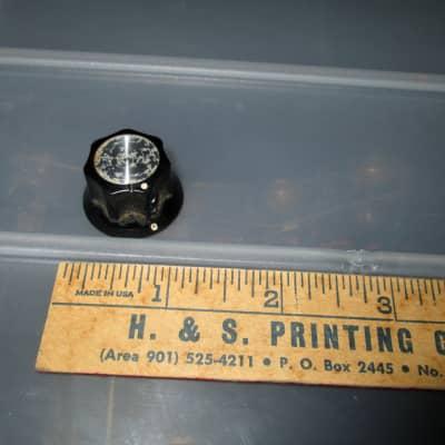 """Vintage KUSTOM k300 LARGE knob Amp restoration tuck and roll part k200b k250 100 """"D Socket"""""""
