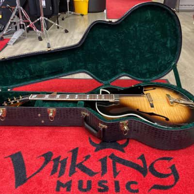 Gibson Herb Ellis ES-165, Vintage Sunburst, 3012g, 2010 USED