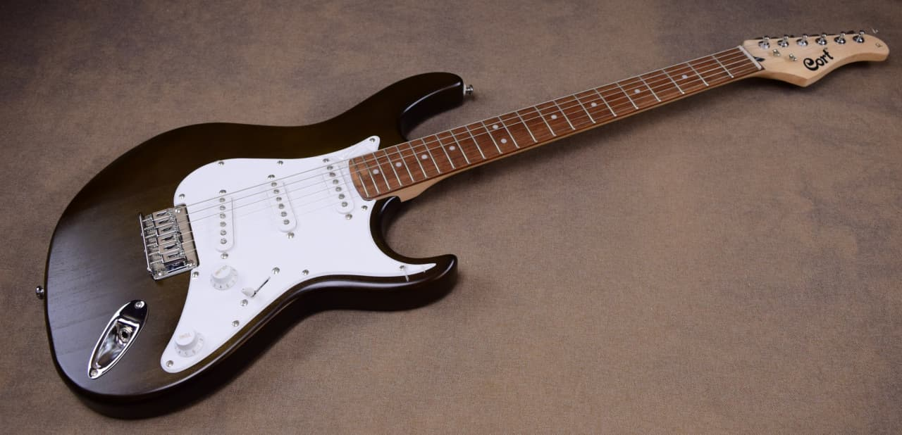 Cort G100 OPW Electric Guitar with Extras Free Ship to 48 US | Reverb