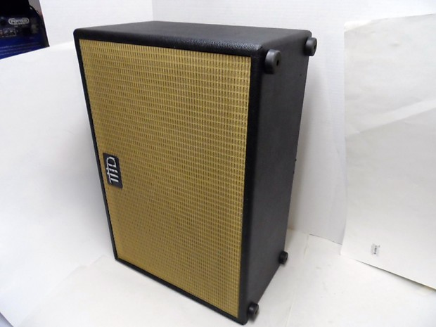 THD 2x12 Speaker Cab Ported Guitar Extension Cabinet Empty No   Reverb