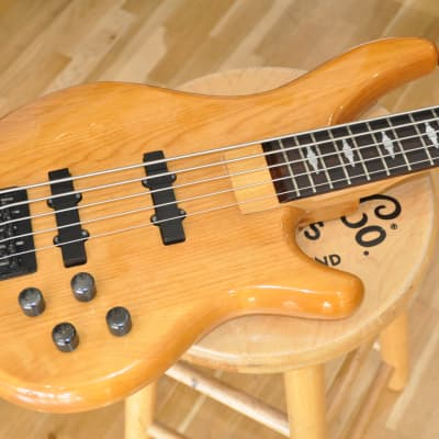 IBANEZ CTB-5 NT Natural / 5-String Bass / Made in Korea / from 1992 for sale