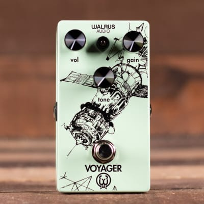 Walrus Audio Voyager Preamp/Overdrive *b-stock* for sale