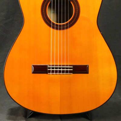 Conde Elmanos 1985 Flamenco Guitar Natural - Shipping Included*