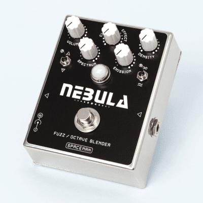 Spaceman Nebula: Fuzz / Octave Blender (Gloss Steel Edition)