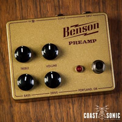 Benson Amps Preamp *Custom Gold Edition*