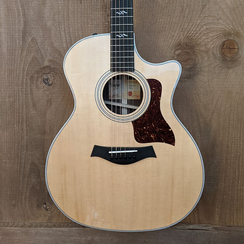 Taylor 414ce-R Grand Auditorium Acoustic Electric Guitar