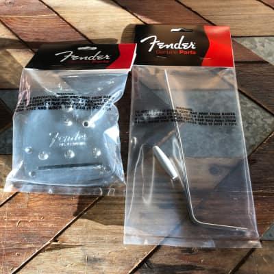 Fender AVRI Jaguar Jazzmaster Tremolo Kit  0054466049 Arm 0054473049