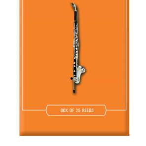 Rico RDA2515 Alto Clarinet Reeds - Strength 1.5 (25-Pack)