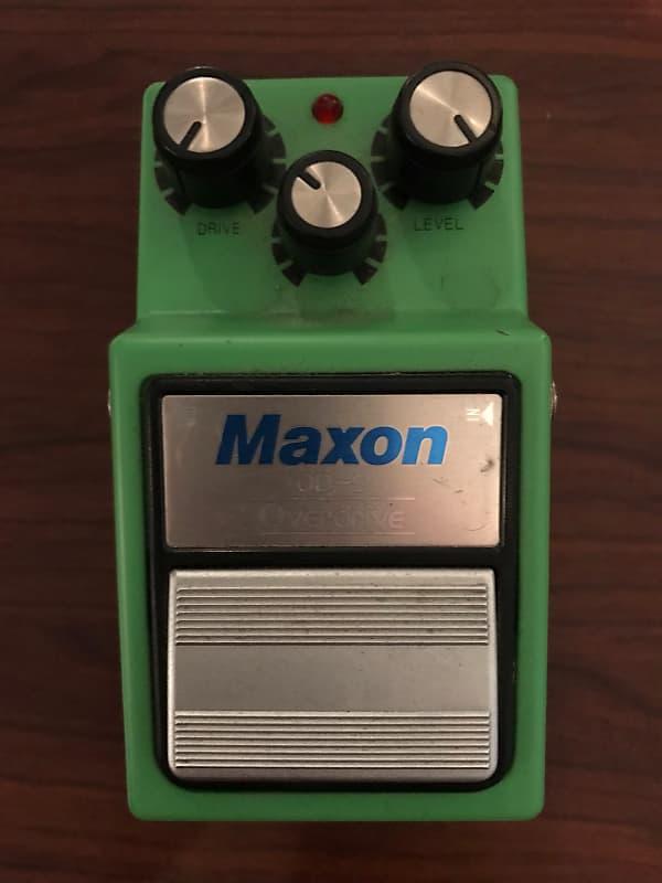 Maxon OD9 Green | Jason 's Boutique | Reverb
