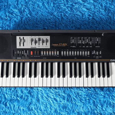 Casio CT-410V Casiotone 49-Key Synthesizer