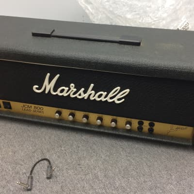 Marshall  JCM-800 MKII Model 1987. Original box! With Friedman BE Mod!  Shipping from USA. for sale