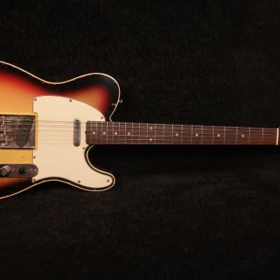 RebelRelic 1962 T-Series Custom 3-tone Sunburst for sale