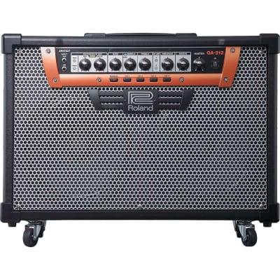"Roland GA-212 2-Channel 200-Watt 2x12"" Guitar Combo"