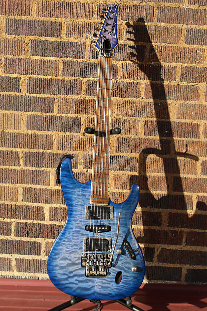 Ibanez S470DXQM 2009 Quilted Blue | Chuck tz on ibanez v7 and v8 wiring, ibanez 9-string, ibanez gax, ibanez sz320, ibanez model identification, ibanez pickup wiring, ibanez 7 string, ibanez explorer, ibanez s470 mahogany oil, ibanez gsr200, ibanez hsh wiring, ibanez rg450dx, ibanez 8 string, ibanez grg120bdx, ibanez color codes, ibanez roadcore, ibanez rg421, ibanez axstar, ibanez s5570q, ibanez jbm100,