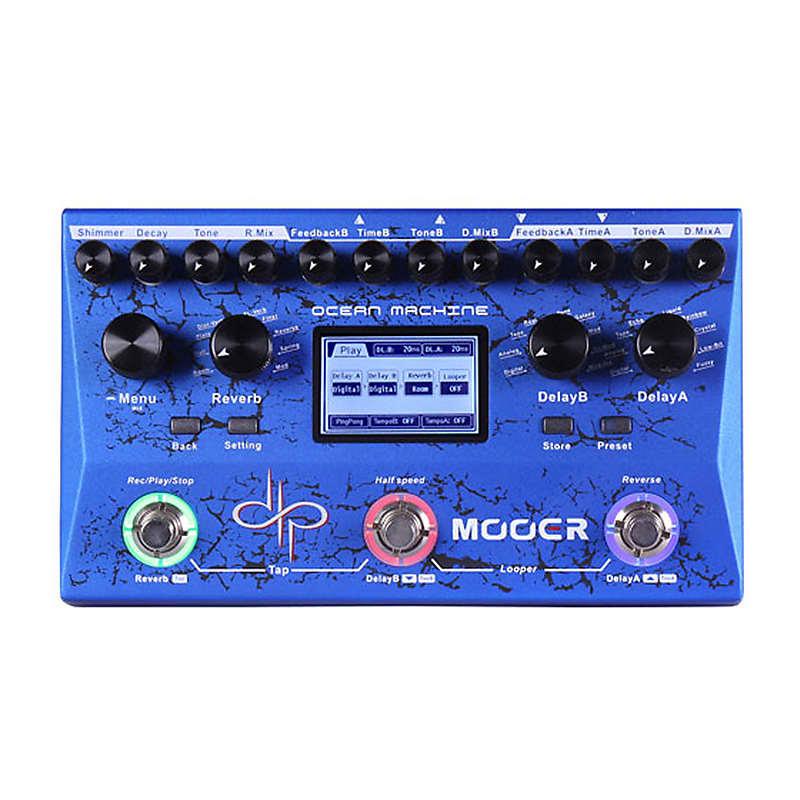 Mooer Ocean Machine Devin Townsend Signature Pedal NEW! image