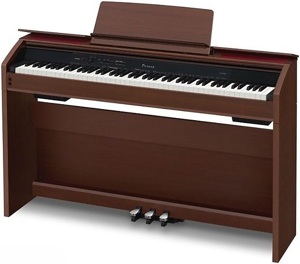 casio privia px 860 88 key digital piano deluxe bundle reverb. Black Bedroom Furniture Sets. Home Design Ideas