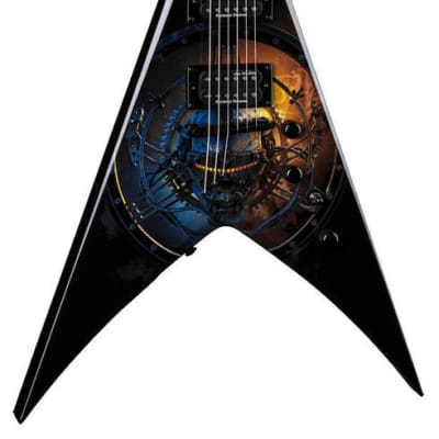 Dean Davge Mustaine Maxwheel V Electric Guitar