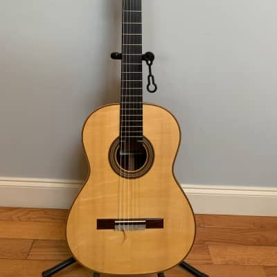 2015 Gerhard Oldiges Classical Guitar Hauser Model Spruce Top  & Indian Rosewood Back and Sides for sale