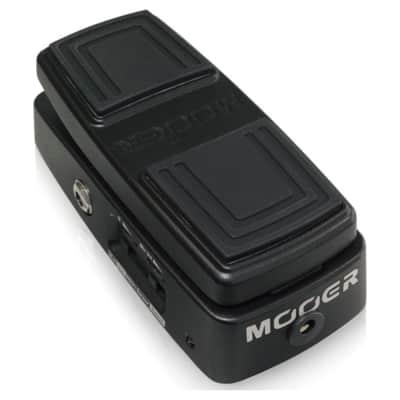 Mooer Free Step Wah and Volume Pedal Dual Ex Series image