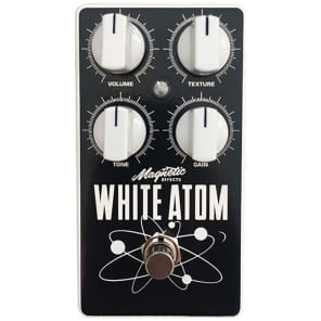 Magnetic Effects White Atom Fuzz