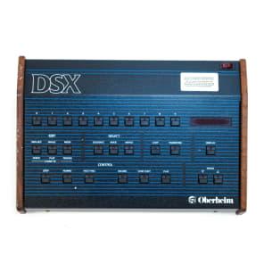 Oberheim DSX Digital Polyphonic Sequencer