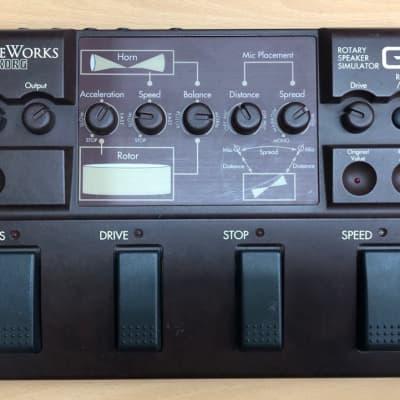 Rare Korg ToneWorks G4 Rotary Speaker Simulator for sale