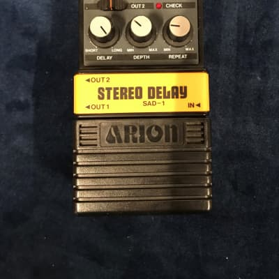 Used Arion SAD-1 Stereo Delay for sale
