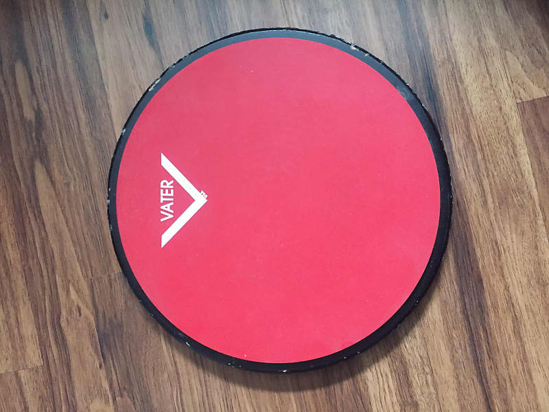 Vater Chops Builder 12 Inch Double Sided Practice Pad Reverb