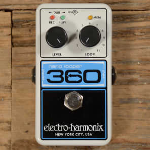 Electro-Harmonix Nano Looper 360 USED