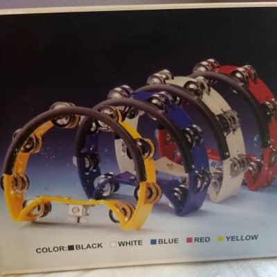 Blue CODA DP-140-BL Tambourine