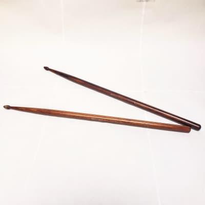 Marathon P-5A Pakka Wood Drum Stick Pair - Wood Tip