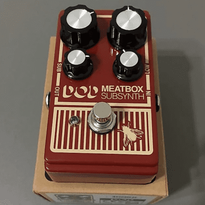 DOD Meatbox Reissue Subsynth SEALED for sale