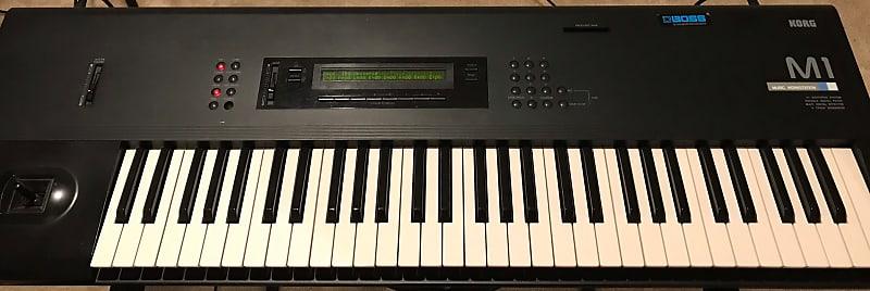 Korg M1 61-Key Synth Music Workstation | Marshall Arts Gear