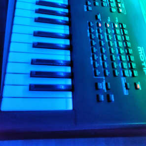 Yamaha Motif XF6 | Sound Programming