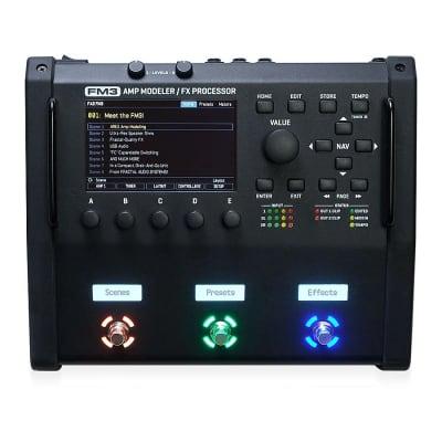 Fractal Audio FM3 Amp Modeler/FX Processor