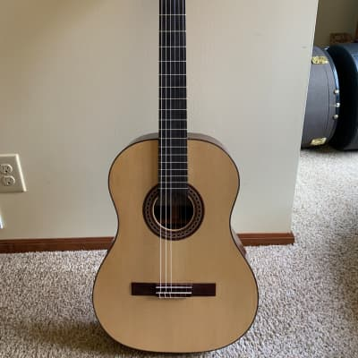 Handmade O'Brien style classical guitar 2015 Indian Rosewood for sale