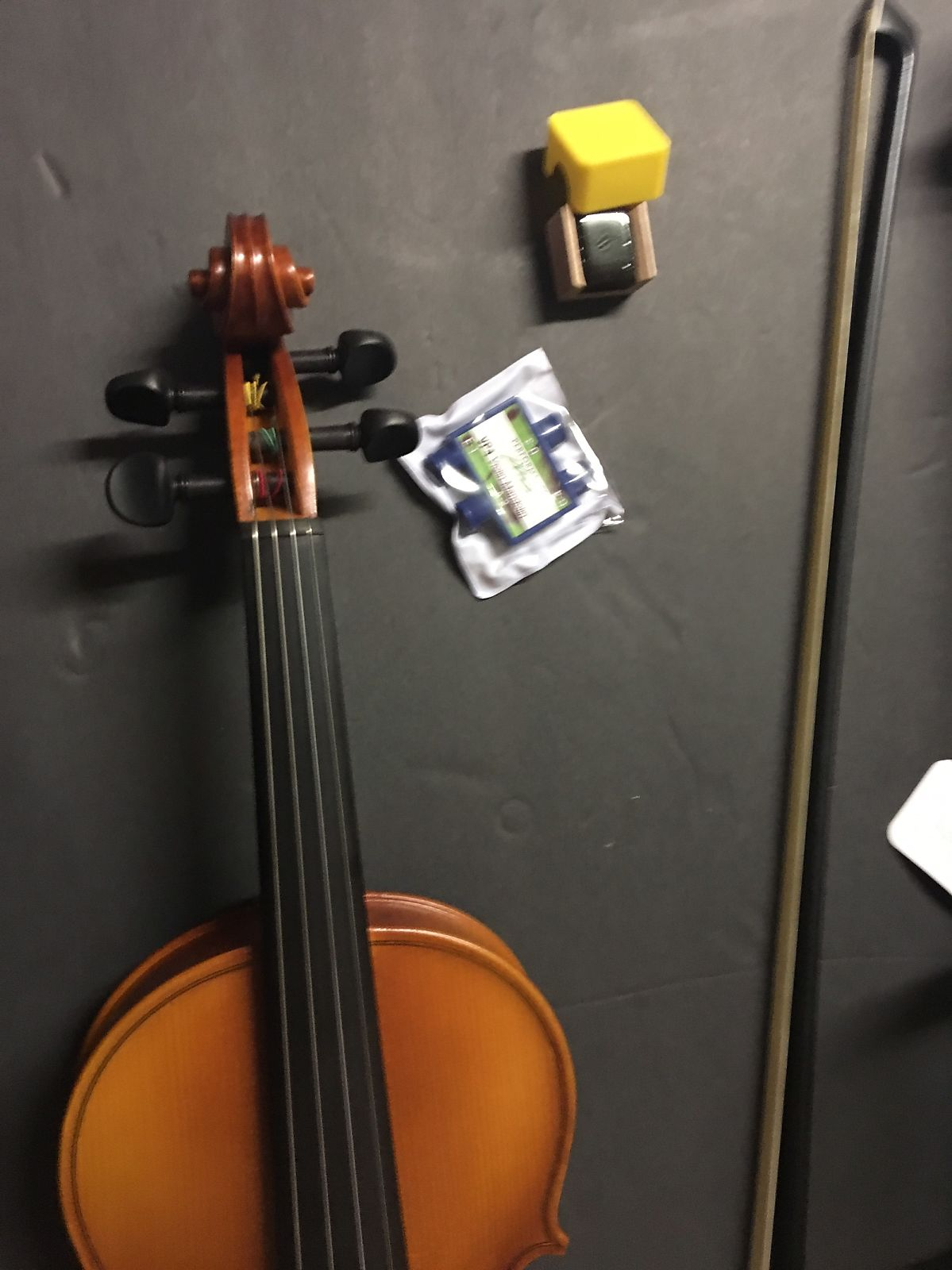 Brand new Knilling Europa 3/4-size violin outfit