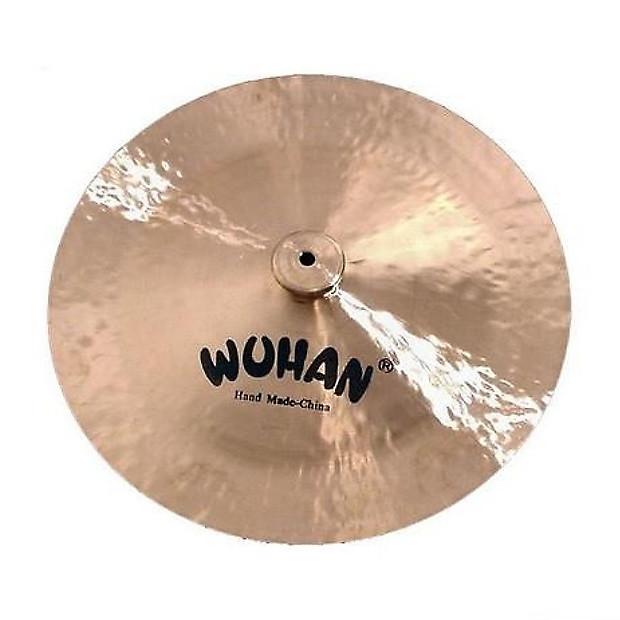 wuhan china cymbal 18 inch zzounds reverb. Black Bedroom Furniture Sets. Home Design Ideas