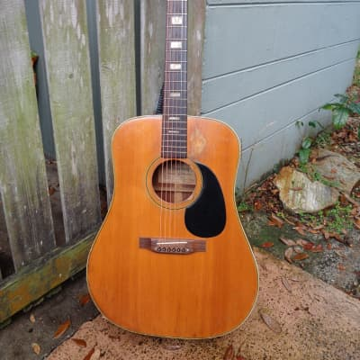Vintage Citation CIT 7001 Dreadnought Acoustic Made in Canada for sale