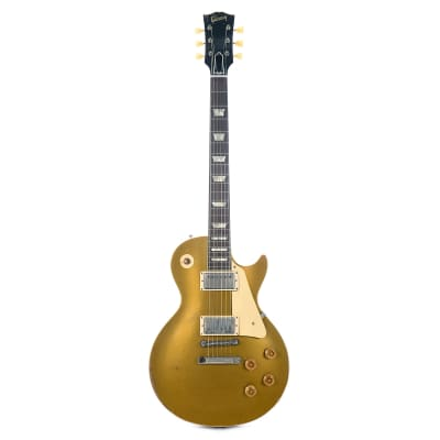 Gibson Custom Shop Murphy Lab '57 Les Paul Goldtop Reissue Ultra Heavy Aged