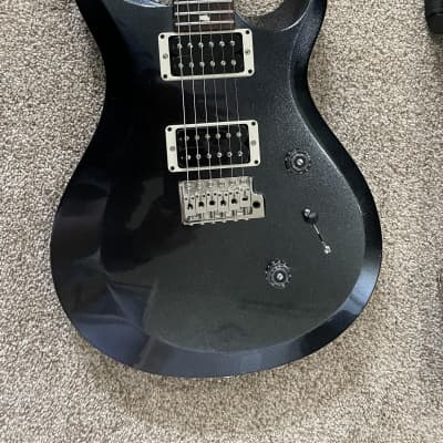 used PRS Custom 24 Limited Black Sparkle Electric Guitar