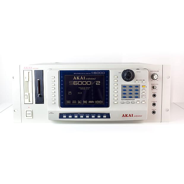 AKAI S6000 USB DRIVERS FOR MAC