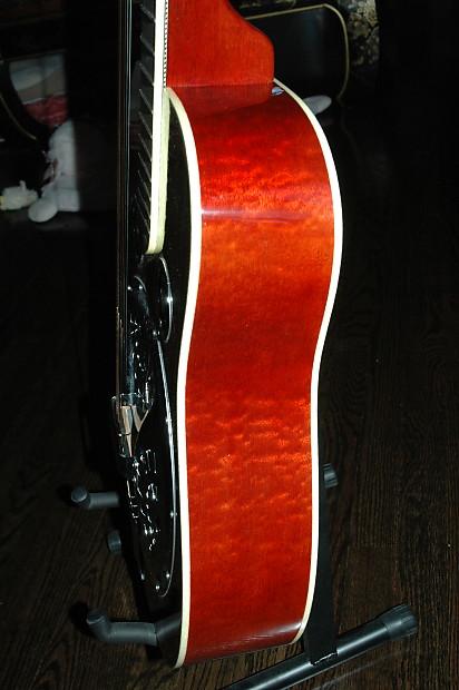 Dannys Auto Parts >> Scheerhorn #21 Wish List Resonator Guitar 2011 Artisan Red | Reverb