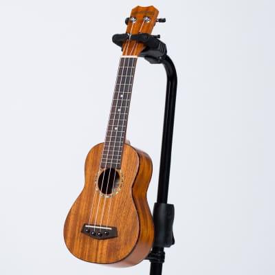 Islander MSS-4 Solid Mahogany Soprano Ukulele for sale