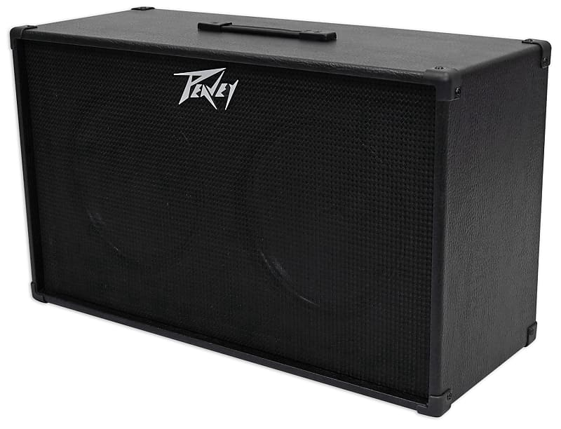 peavey 212 2x12 speakers guitar amplifier amp extension reverb. Black Bedroom Furniture Sets. Home Design Ideas