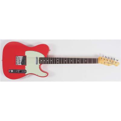 Fender Custom Shop LTD '63 Telecaster NOS, Fiesta Red for sale
