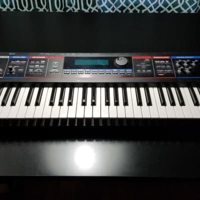 Roland Juno Di 61-Key Synthesizer _Free Shipping_ 2010s Black
