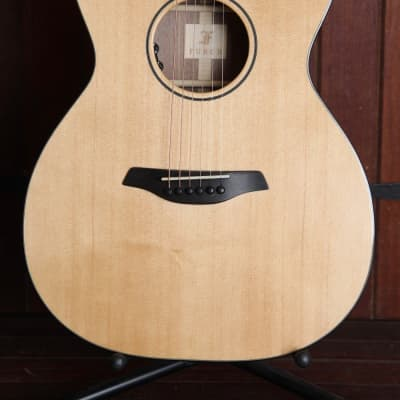 Furch OM Blue Plus Spruce Walnut Cutaway Acoustic-Electric Guitar for sale