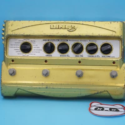 Line 6 DM4 Distortion Modeler | Made in USA | Fast Shipping!
